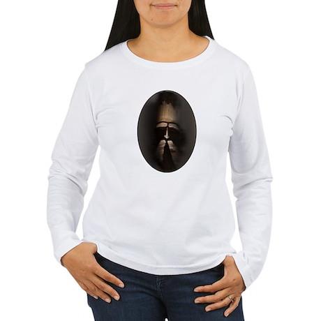 tikiman women's long sleeve T-shirt