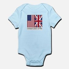 US UK Me Infant Bodysuit