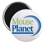 MousePlanet Round Magnet