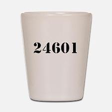 24601 Shot Glass