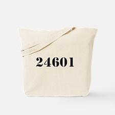 24601 Tote Bag