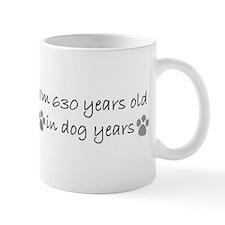 90 dog years mug.JPG Mugs