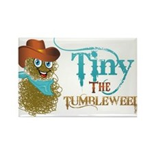 Tiny the Tumbleweed Magnets