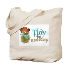 Tiny the Tumbleweed Tote Bag