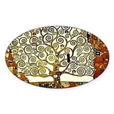 Klimt - The Tree of Life Decal