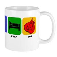 Eat Sleep Box Mugs