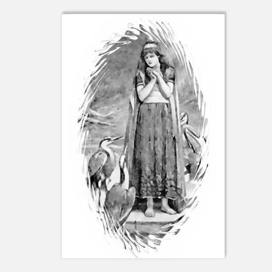Freyja, Goddess of Love & War Postcards (Package o