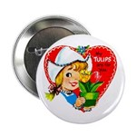Tulips Button