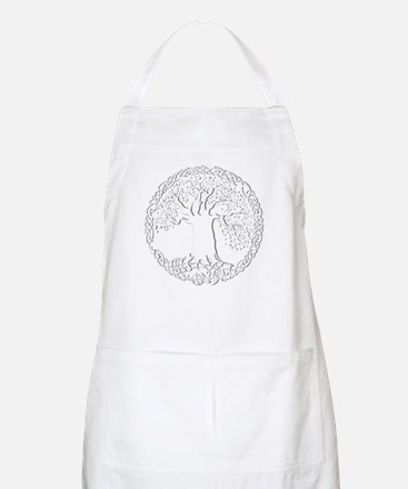 Celtic Tree of Life Light Apron
