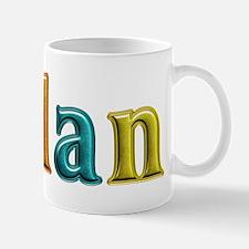 Nolan Shiny Colors Mugs