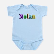 Nolan Shiny Colors Body Suit