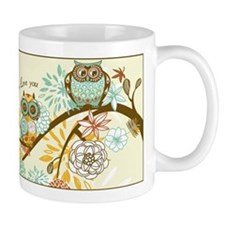 Autumn Owl Mug