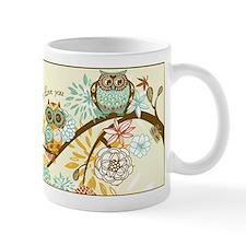 Autumn Owl Mug