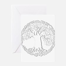 Celtic Tree of Life Greeting Cards