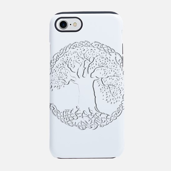 Celtic Tree of Life iPhone 7 Tough Case