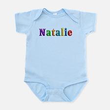 Natalie Shiny Colors Body Suit