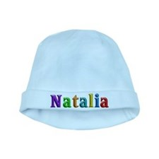 Natalia Shiny Colors baby hat