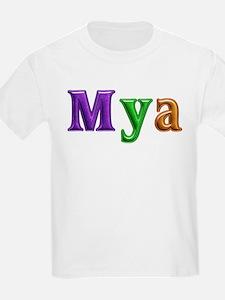Mya Shiny Colors T-Shirt