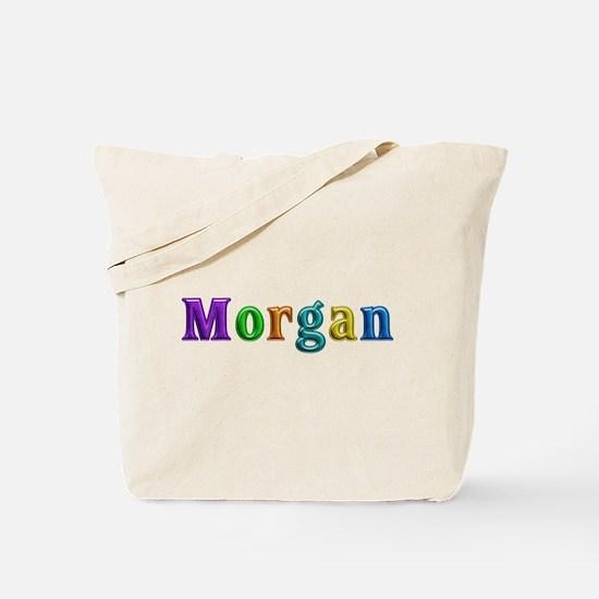 Morgan Shiny Colors Tote Bag