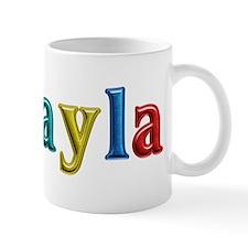 Mikayla Shiny Colors Mugs