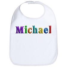 Michael Shiny Colors Bib