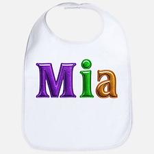 Mia Shiny Colors Bib