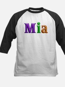 Mia Shiny Colors Baseball Jersey