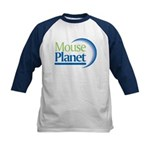 MousePlanet Kids Baseball Jersey