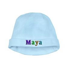Maya Shiny Colors baby hat