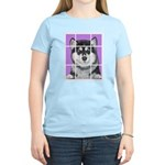 How much is that Mal Puppy in Women's Pink T-Shirt