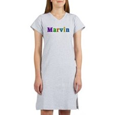 Marvin Shiny Colors Women's Nightshirt