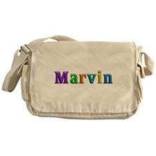 Marvin Shiny Colors Messenger Bag
