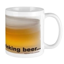 I'd Rather Be Drinking Beer Mugs