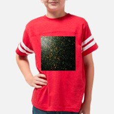 Globular cluster 47 Tucanae Youth Football Shirt