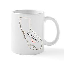 California is IT! Mugs