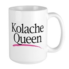 Kolache Queen Mug