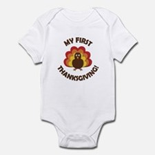 My First Thanksgiving! Body Suit