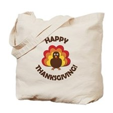 Happy Thanksgiving! Tote Bag