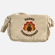 Happy Thanksgiving! Messenger Bag