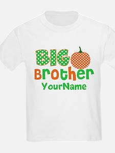 Big Brother Pumpkin T-Shirt