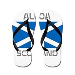 Alloa Scotland Flip Flops