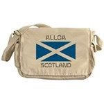 Alloa Scotland Messenger Bag