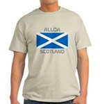 Alloa Scotland Light T-Shirt