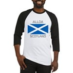 Alloa Scotland Baseball Jersey