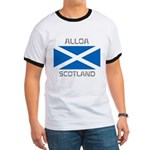 Alloa Scotland Ringer T