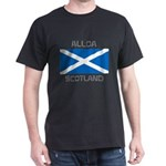 Alloa Scotland Dark T-Shirt
