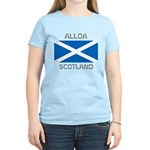 Alloa Scotland Women's Light T-Shirt