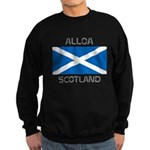 Alloa Scotland Sweatshirt (dark)