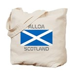 Alloa Scotland Tote Bag