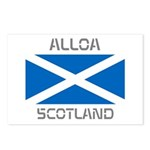 Alloa Scotland Postcards (Package of 8)